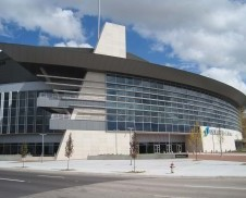 Intrust Bank Arena - Wichita, KS by Linder and Associates, Inc.